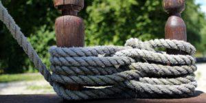 Tau Knoten Verbindung