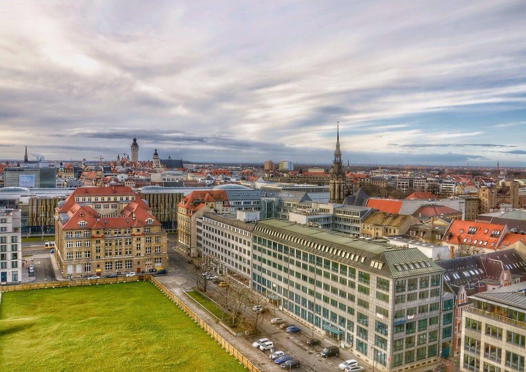 Stadt Leipzig © Pixabay 2020 / Foto: ThomasWolter