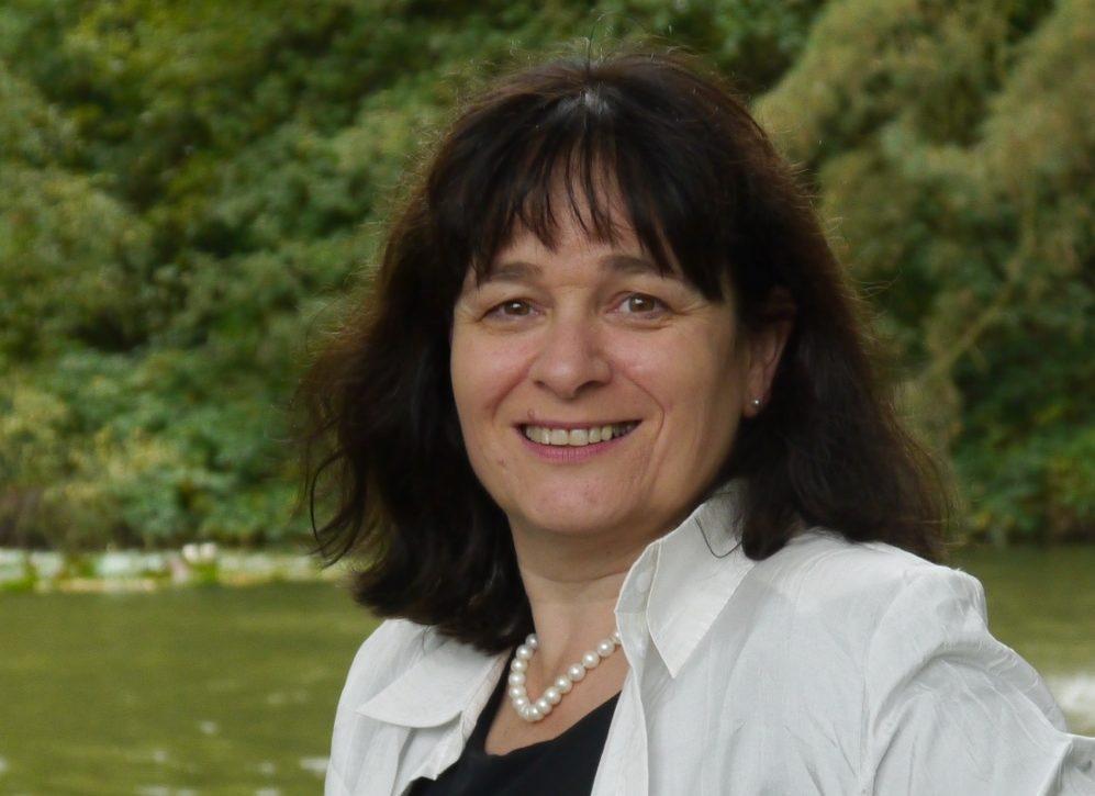 Barbara Budrich Portrait