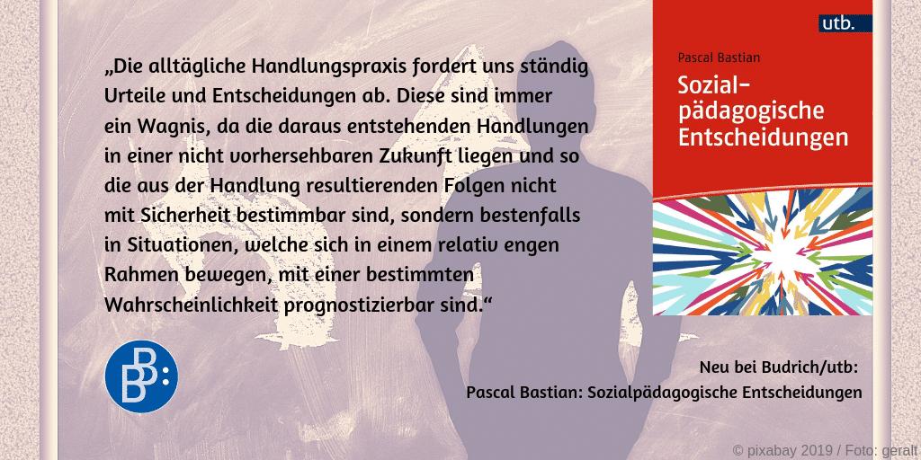 Bastian Sozialpädagogische Entscheidungen 2