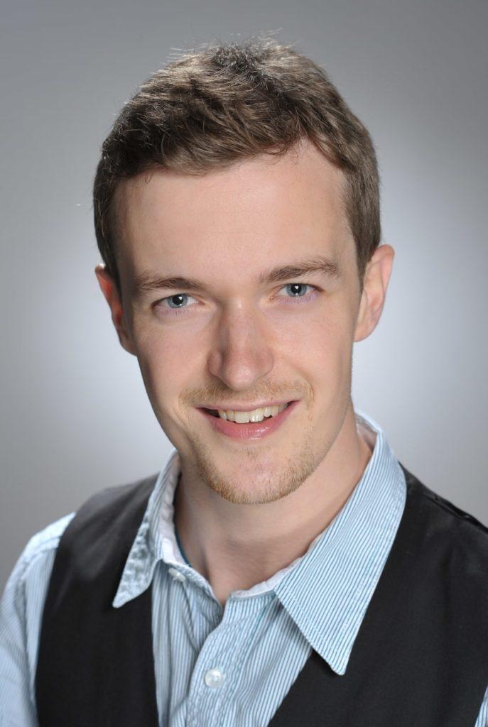 Portrait Michael Wetter