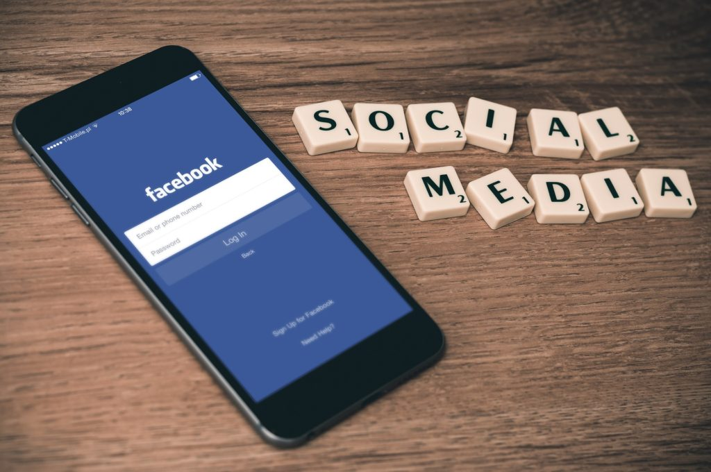 Facebook login mit handy
