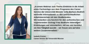Feedback Isabelle Kremer