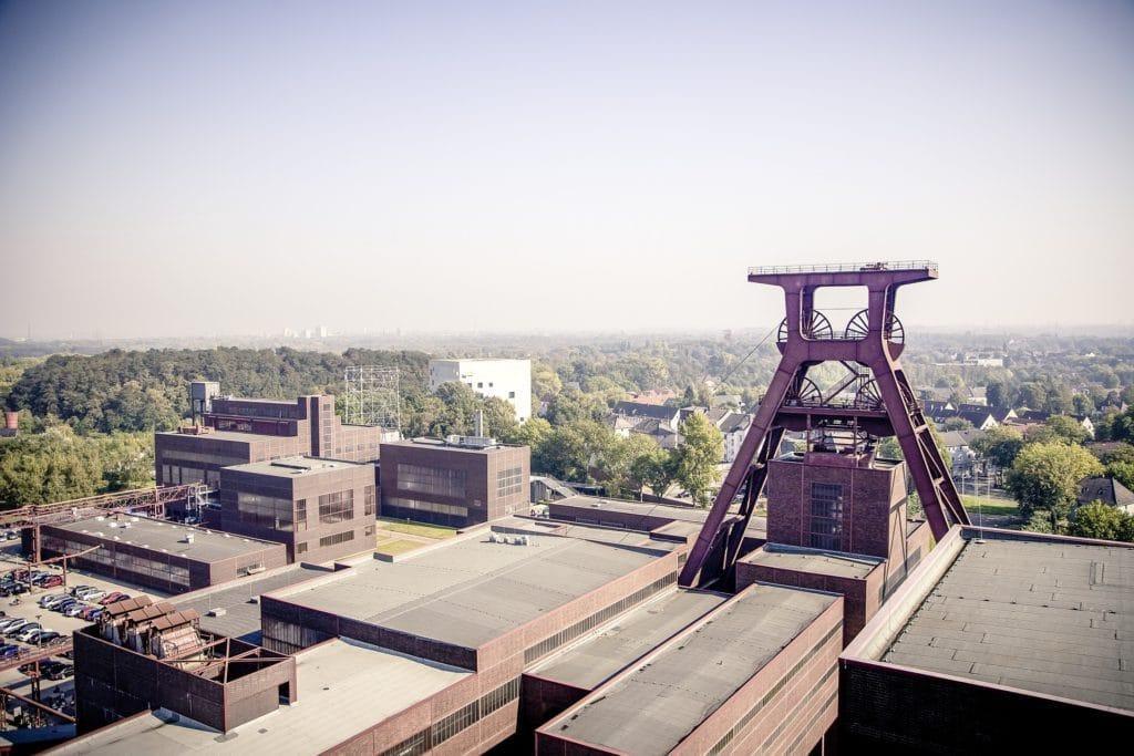 Zeche Zollverein Essen © Pixabay 2021 / Foto: markusspiske