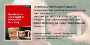Jost Haas Biographieforschung Zitat 1