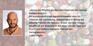 Nachwuchsbeirat Jens Vogler Feedback