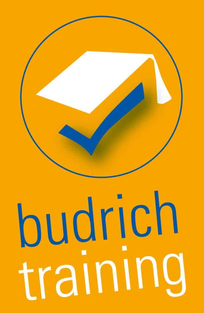 Logo budrich training