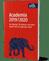 Cover Academia Kalender 2019/2020