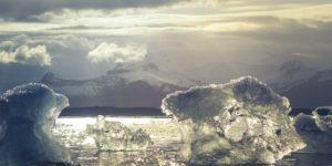 schmelzendes Eis Arktis Antarktis