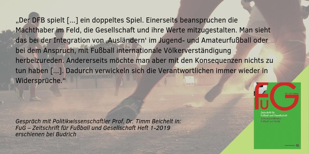 """""""FuG – Zeitschrift für Fußball und Gesellschaft"""""""