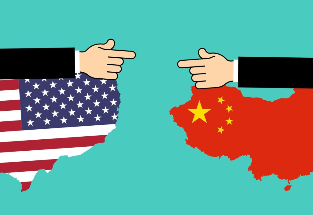 Internationale Beziehungen Amerika China