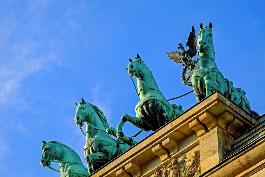 Brandenburger Tor Berlin © Pixabay 2019 / Foto: Couleur