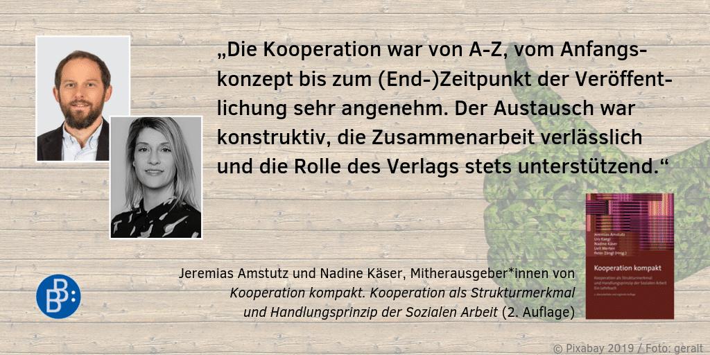Feedback Amstutz, Käser