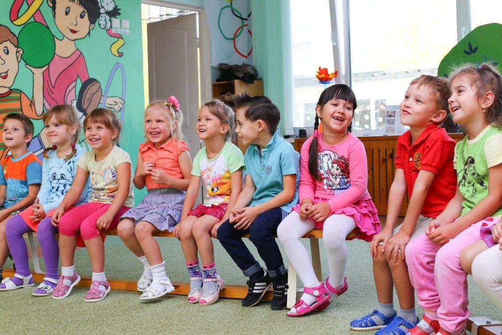 Kindergarten © Pixabay 2020 / Foto: tolmacho