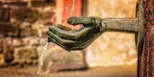Wasser Hände © Pixabay 2020 / Foto: Tama66