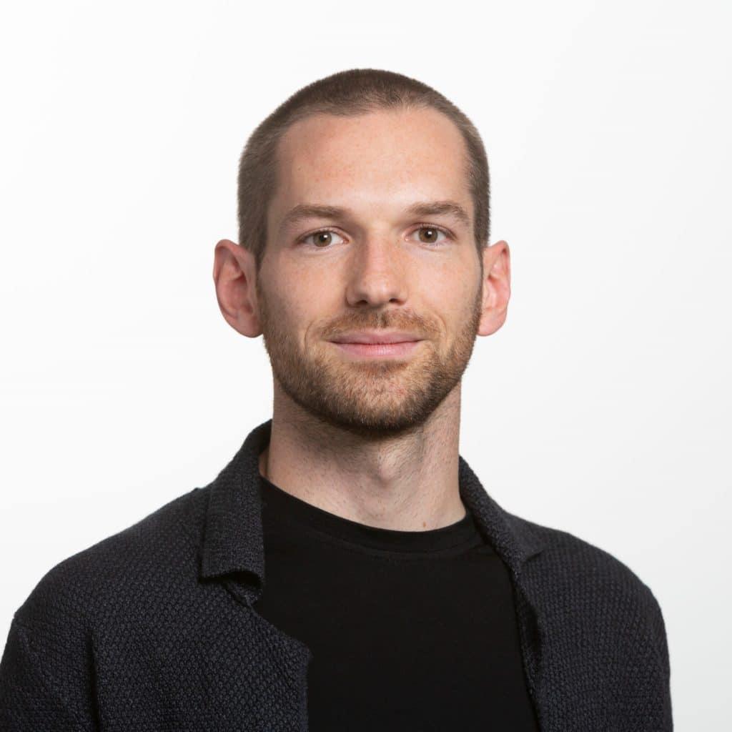 Portrait Tobias Kindler