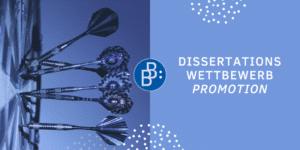 Dissertationswettbewerb promotion © Pixabay 2020 / Foto: 15299