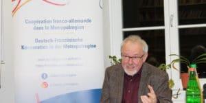 Henrik Uterwedde Vortrag Göttingen © Institut für Demokratieforschung Göttingen