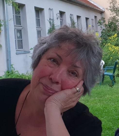 Sabine Hering Portrait