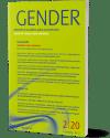 GENDER – Zeitschrift für Geschlecht, Kultur und Gesellschaft 1-2020