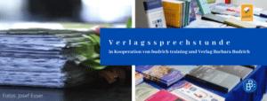 Verlagssprechstunde: Open-Access-Grundlagen @ online
