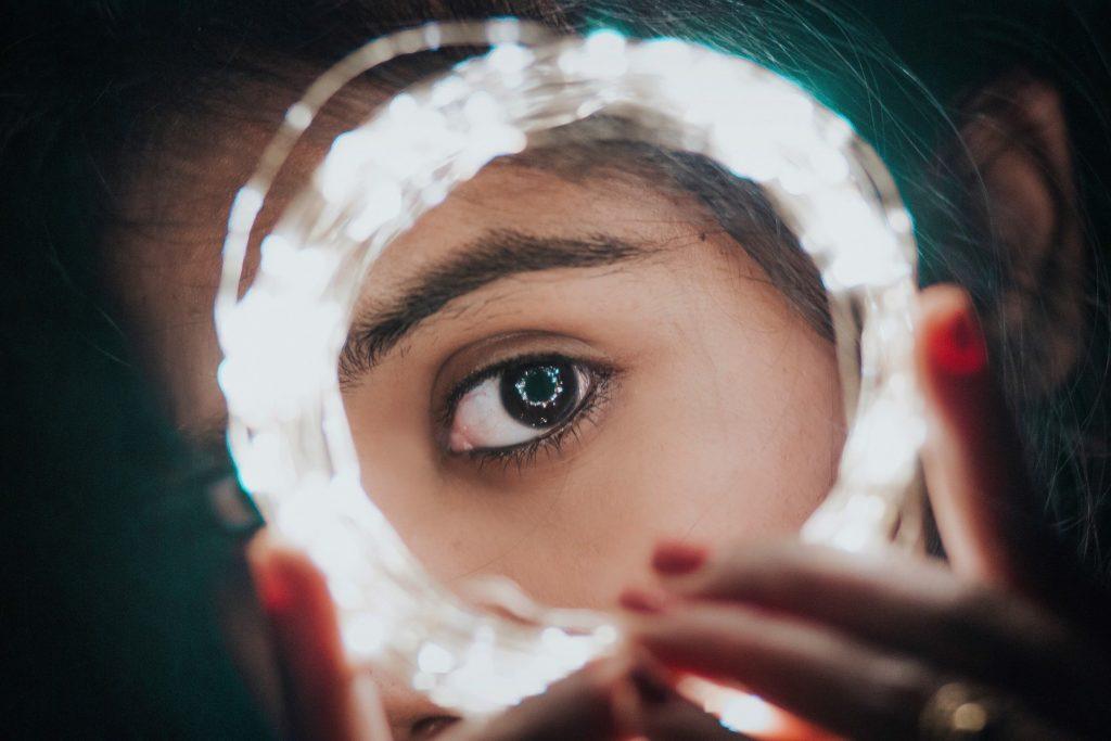 Blick Frau © Pixabay 2020 Foto: arvndvisual
