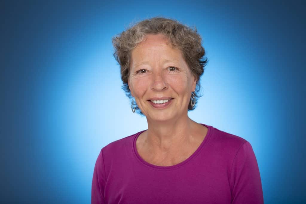 Portrait Ursula Birsl, Fotograf: Wolfgang Koch