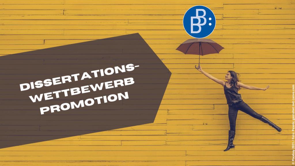 promotion Dissertationswettbewerb