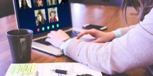 Videokonferenz © Pixabay 2020 / Foto: jagritparajuli99