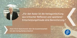 Opaschowski, Horst Feedback