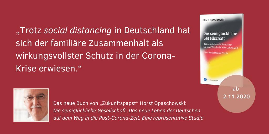 Horst Opaschowski Die semiglückliche Gesellschaft 6