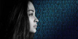 Frau im Internet © Pixabay 2020 / Foto: geralt