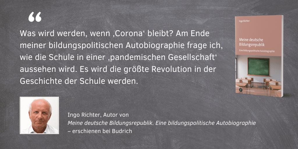 Ingo Richter Statement