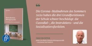 Ingo Richter Zitat Meine deutsche Bildungsrepublik