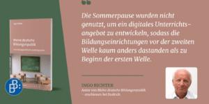 Ingo Richter Zitat Meine deutsche Bildungsrepublik 2