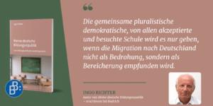 Ingo Richter Zitat Meine deutsche Bildungsrepublik 3
