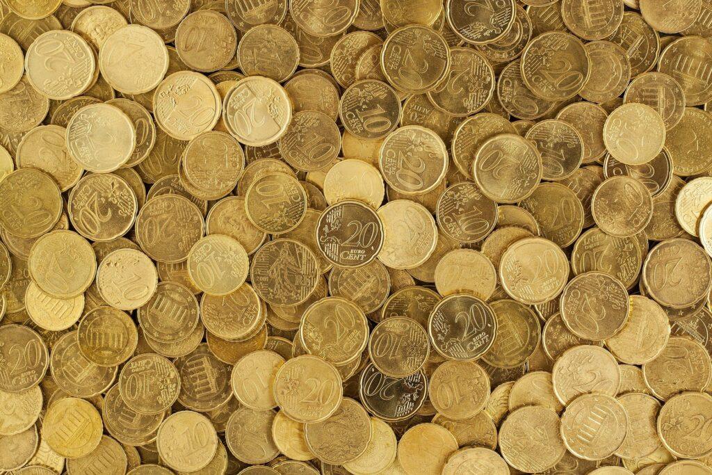 Münzen © Pixabay 2021 / Foto: image4you