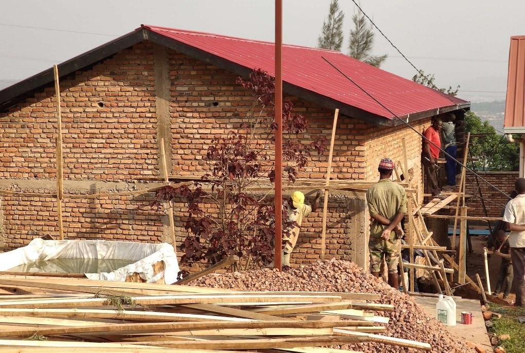 Lagerhaus Ruanda © atmosfair