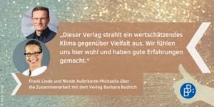 Feedback Linde Auferkorte-Michaelis