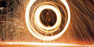 Feuerkreise © Pixabay 2021 / Foto: Free-Photos