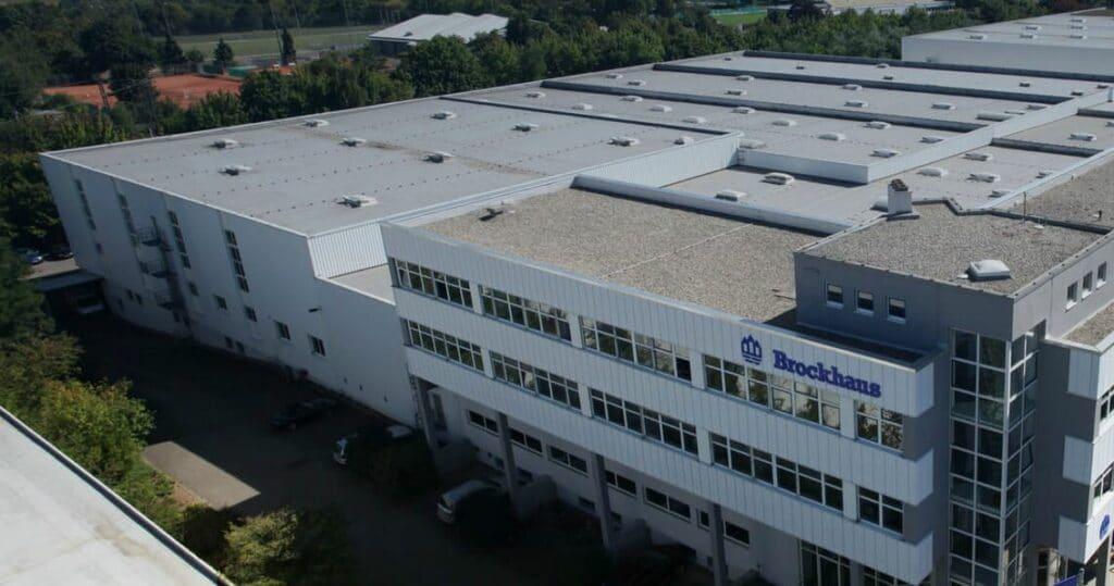 Firmensitz Brockhaus/Commission © Brockhaus/Commission