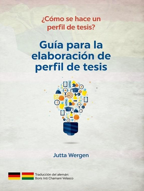 Jutta Wergen Promotionsplanung und Exposee spanische Übersetzung