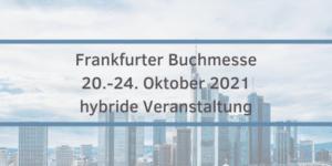 Frankfurter Buchmesse 2021 Banner