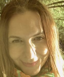Portrait Daniela Radu