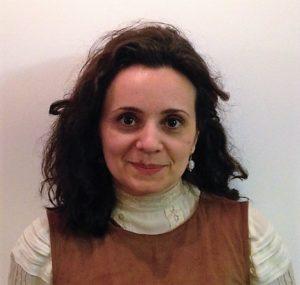 Portrait of Andreea Zamfira