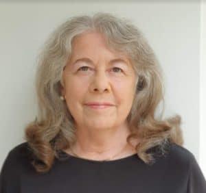 Portrait of the author Pamela M. Barnes