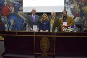 book presentation Bolivia