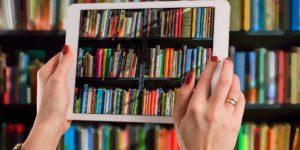 Tablet Bücherregal