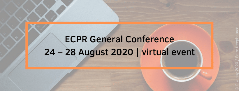 ECPR General Conference 2020