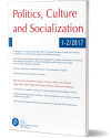 PCS – Politics, Culture and Socialization 1+2-2017: Political socialization in a failed democracy: Civic education in Thailand